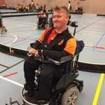 Een hockeyrolstoel voor Pepijn